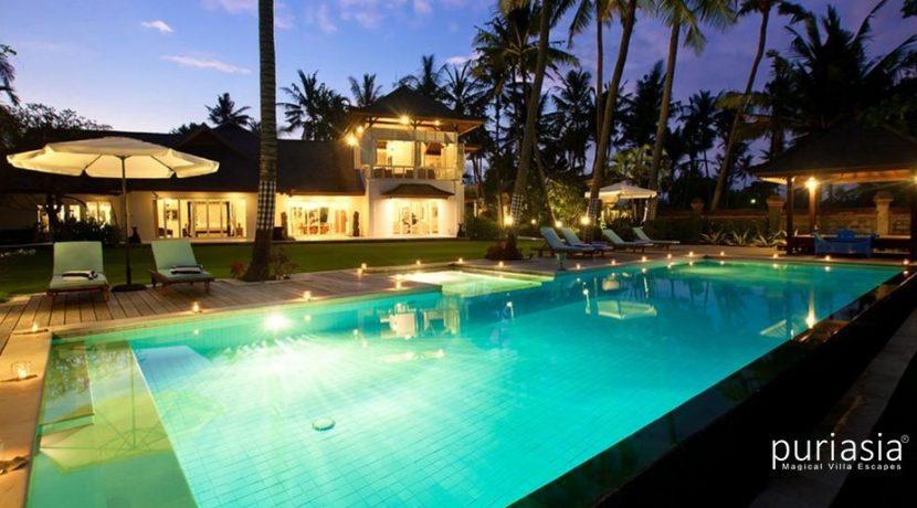 Puri Nirwana - Pool