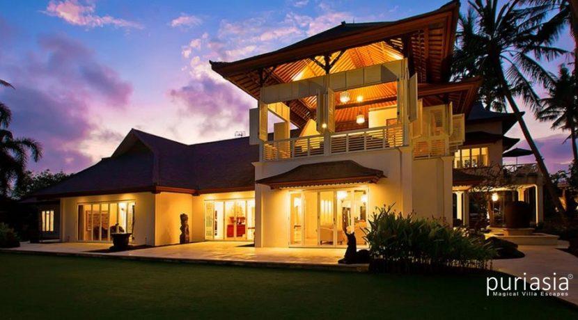 Puri Nirwana - The Villa
