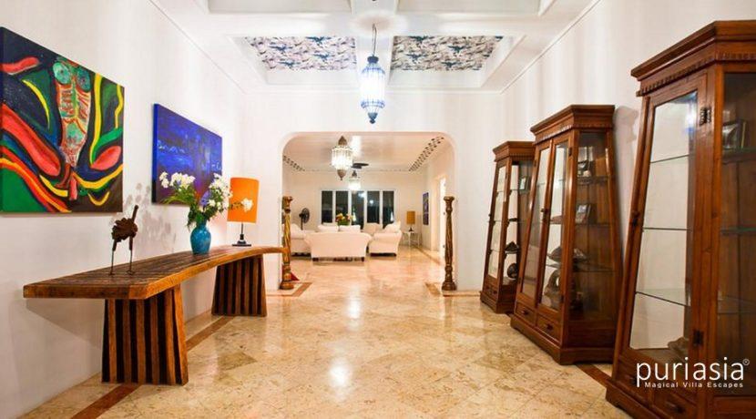 Puri Nirwana - indoor