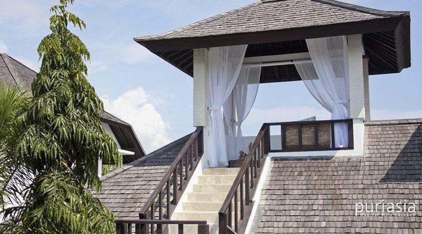 Villa Cempaka - Baclony