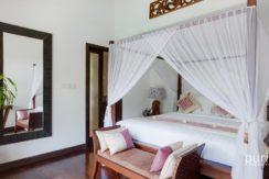 Villa Cempaka - Master Bedroom