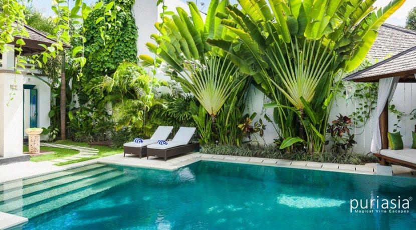 Villa Cempaka - Swimming Pool 2