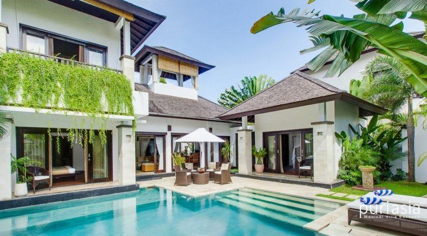 Villa Cempaka - Swimming Pool