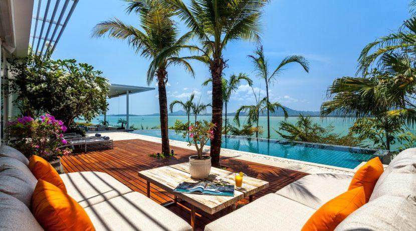 Villa Kalipay Phuket - Lounge Area
