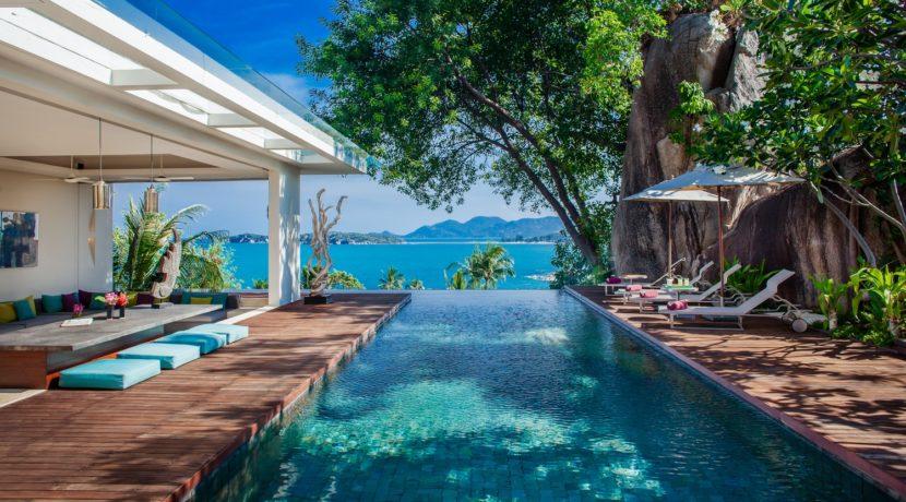 Villa Hin - Ocean View Villa in Koh Samui