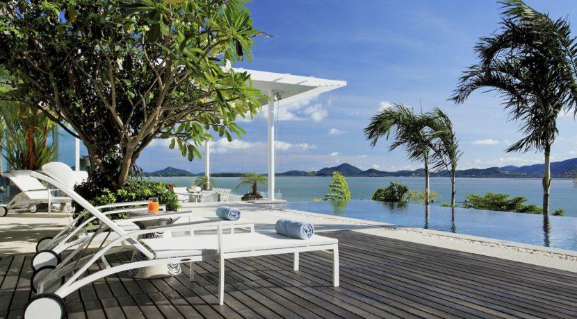 Villa Kalipay Phuket - Stunning View from Pool