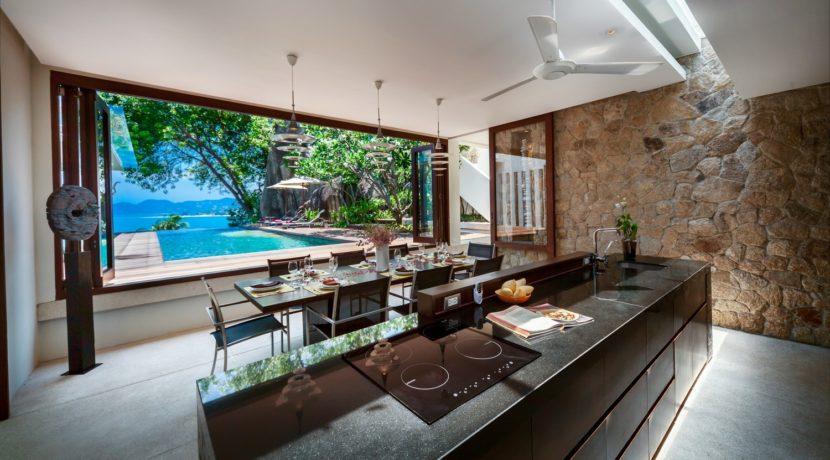 Villa Hin - Kitchen