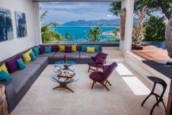 Villa Hin - Living Room