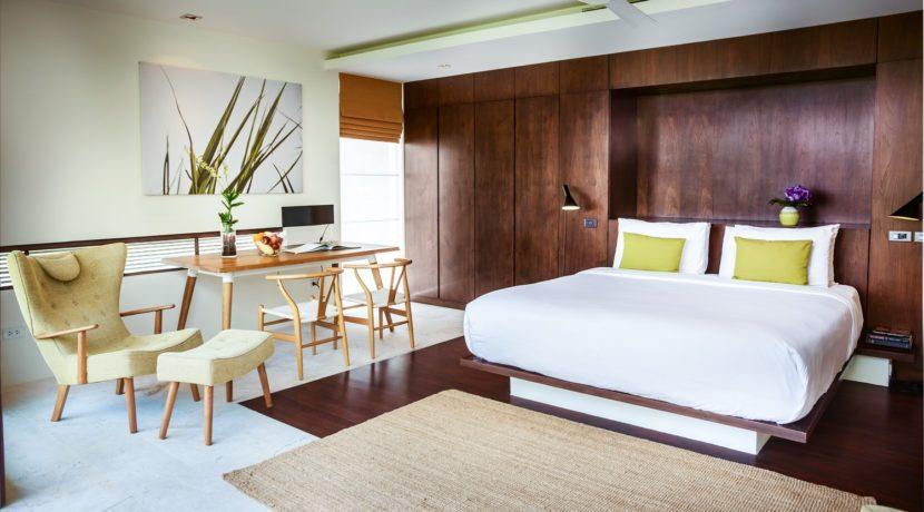 Villa Hin - Master Bedroom