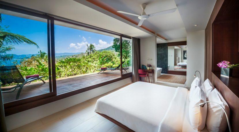 Villa Hin - Bedroom 3 Outlook
