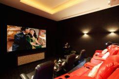 Villa Kalipay Phuket - Cinema Room