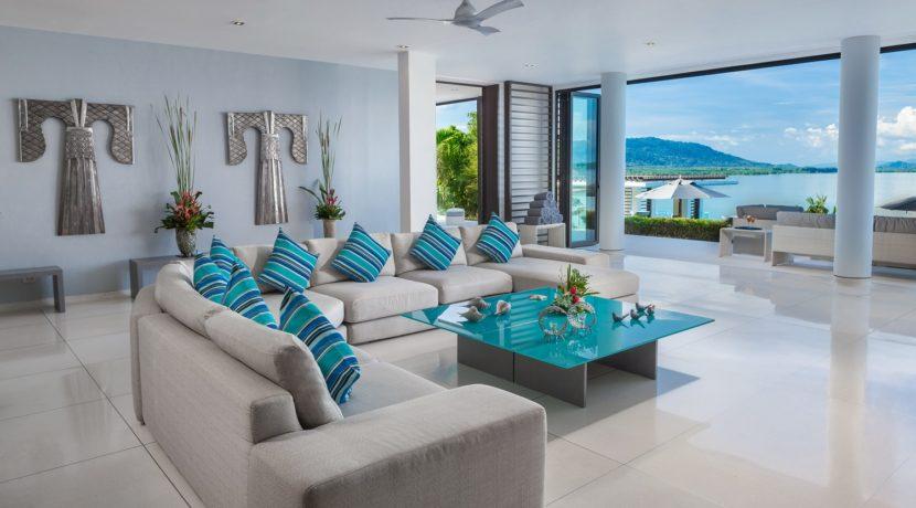 Ocean's 11 Villa - Bar Area