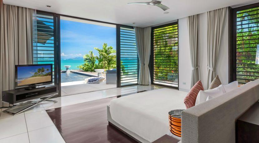 Ocean's 11 Villa - Bedroom Outlook