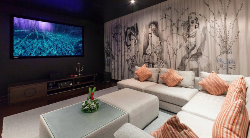 Ocean's 11 Villa - Cinema