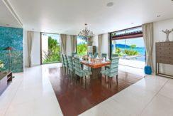 Ocean's 11 Villa - Dining Area