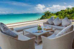Ocean's 11 Villa - Living Room