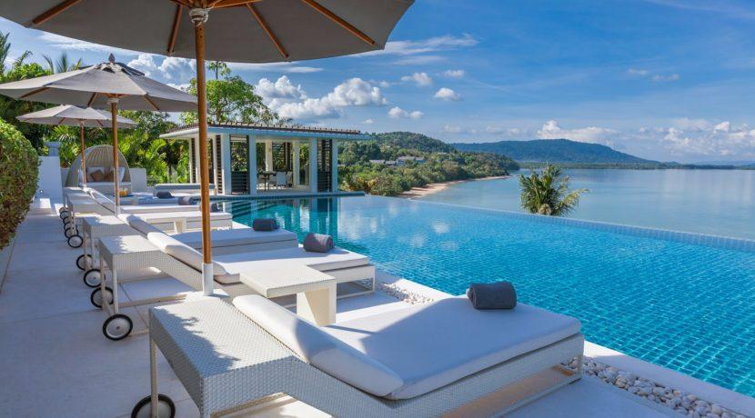 Ocean's 11 Villa - Stunning Ocean VIew Villa in Phuket