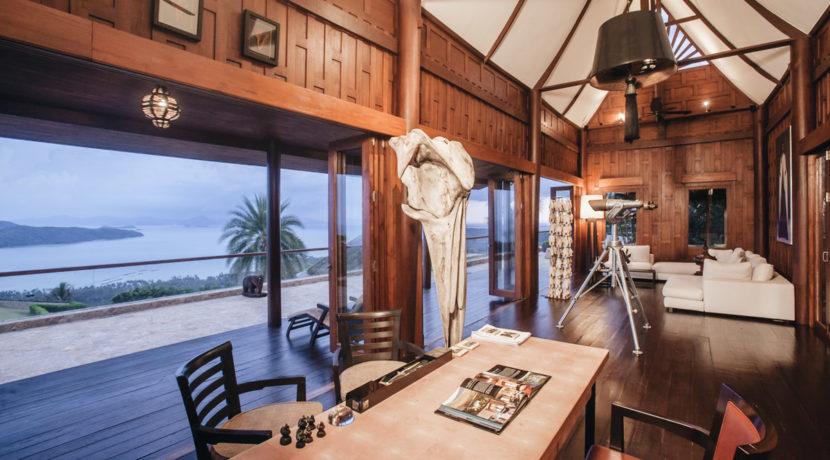 Villa Katrani - Living Space
