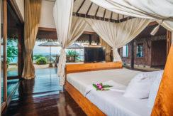 Villa Katrani - Bedroom Outlook