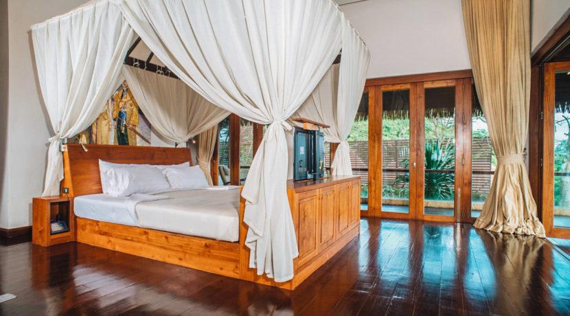 Villa Katrani - Bedroom