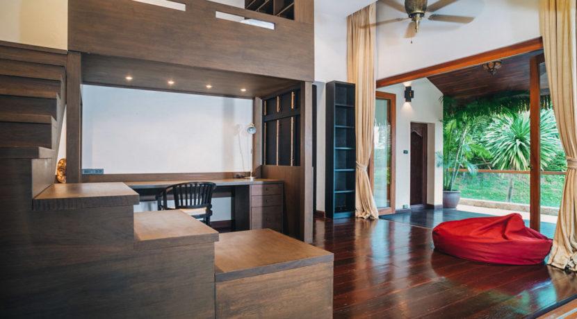 Villa Katrani - Study Area