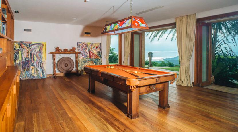 Villa Katrani - Entertainment Room