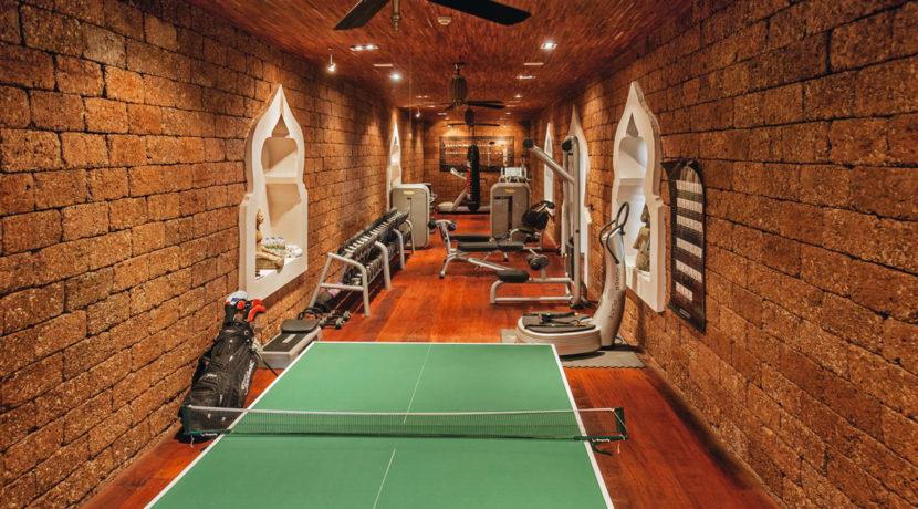 Villa Katrani - Gym