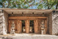 Villa Katrani - Enterance
