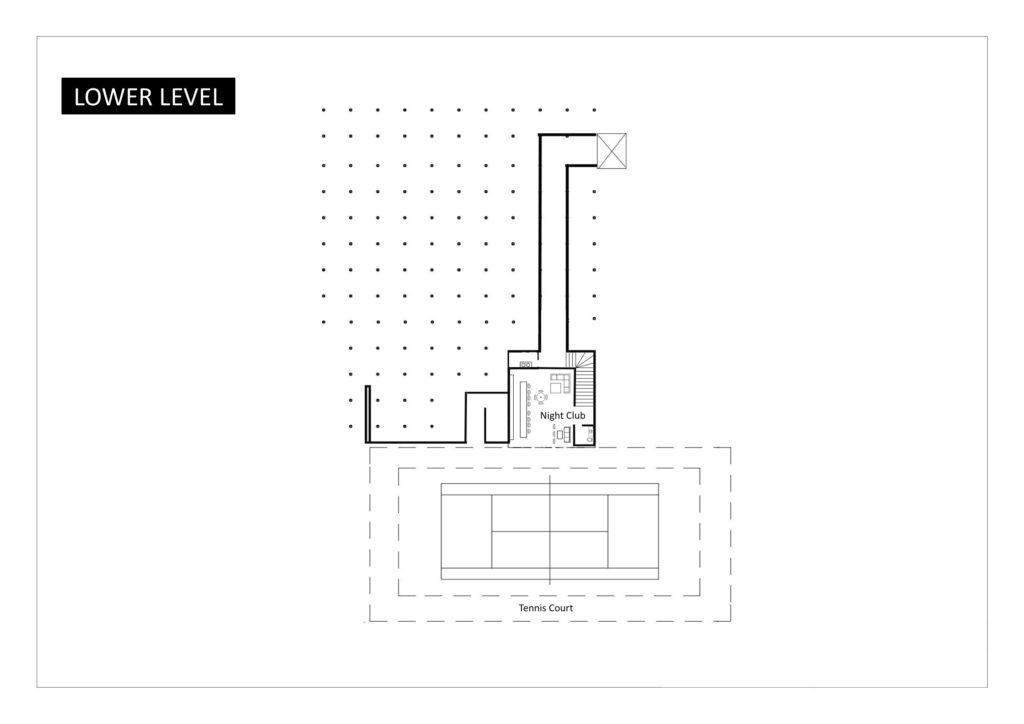 Villa Katrani - Floor Plan