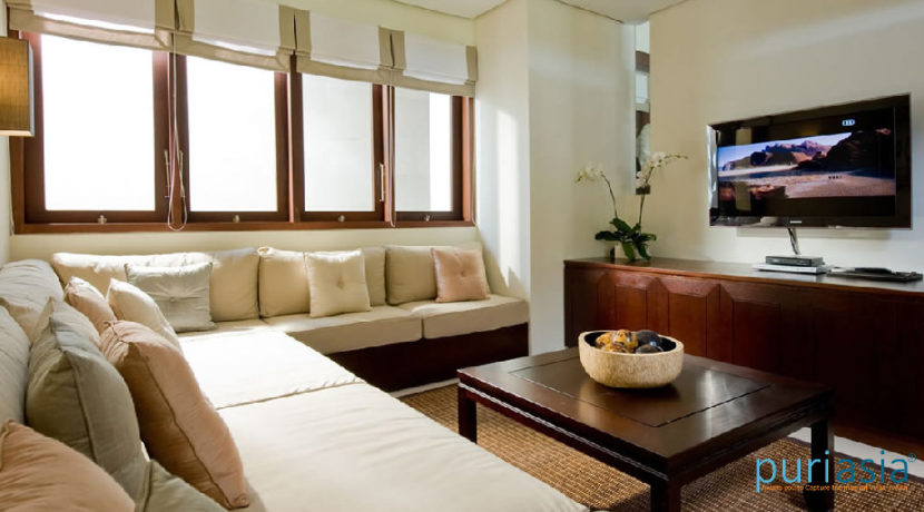 Casa Evaliza - TV Room