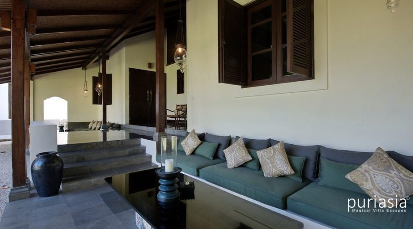 Jeeva Saba Villa - Lounge