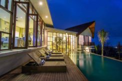Jimbaran Sea View Villa