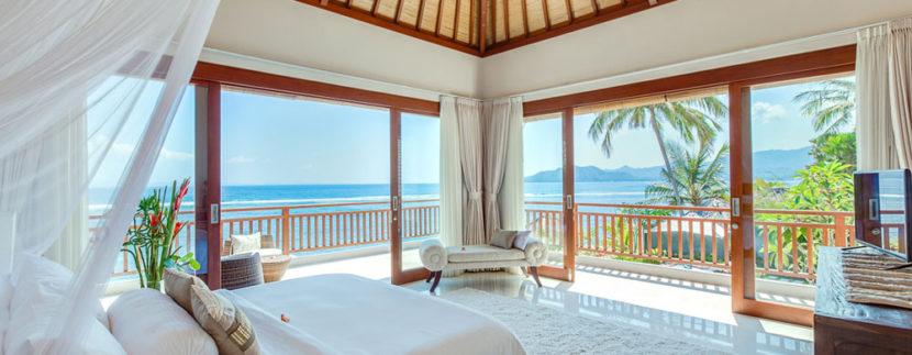 Why Beachfront villa