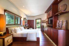 Villa Bidadari Cliffside Estate - Bedroom