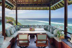 Villa Bidadari Cliffside Estate - Pool Pavilion