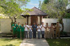 Villa Bidadari Cliffside Estate - Staffs