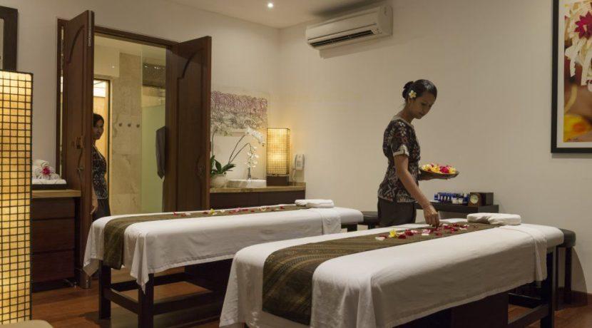 Villa The Luxe Bali - Massage Room