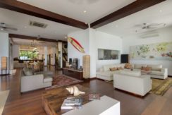 Villa The Luxe Bali - Living Room
