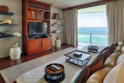 Villa Bidadari Cliffside Estate - TV Media Room