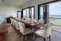 Villa OMG - Dining View facade Ocean