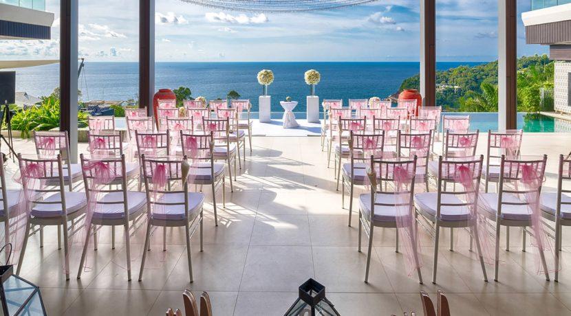 Villa Samira - Wedding Setups