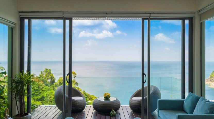 Villa Samira - stunning bedroom balcony