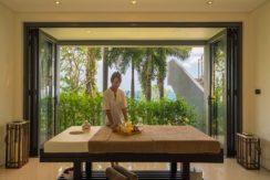 Villa Samira - Massage room