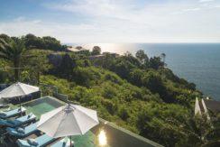 Villa Samira - Spectacular view from the master bedroom