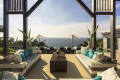 Villa Samira - Outdoor living area design