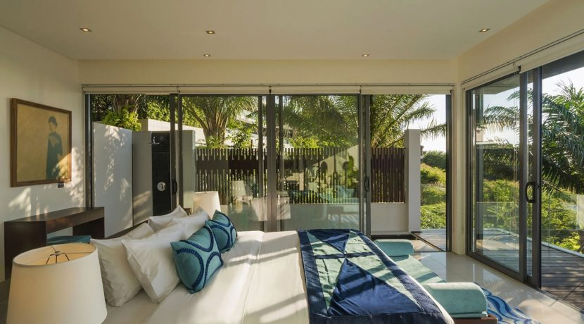 Villa Samira - Bedroom style