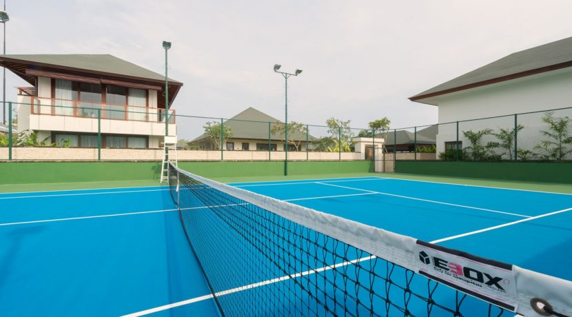 Pandawa Cliff Estate - Tennis Court