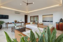Pandawa Cliff Estate - Rose Living Area