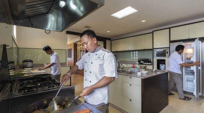 Pandawa Cliff Estate - The Pala Chef