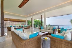 Pandawa Cliff Estate - Rose Open Air Living